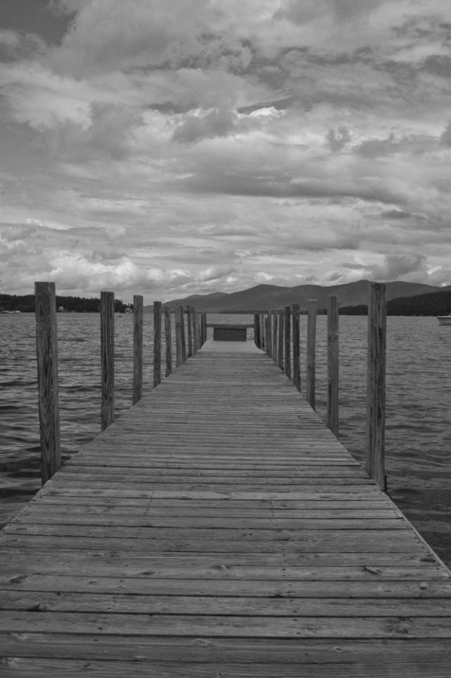 Lake, New York State