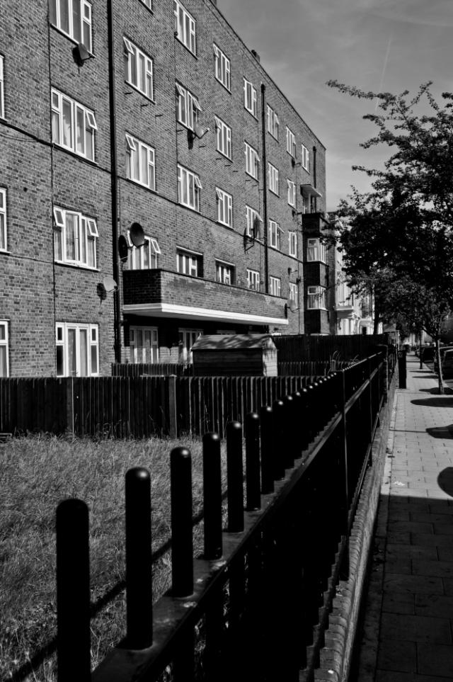 Stockwell street scene