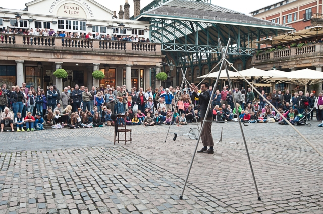 Covent Garden performance